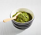 Matcha (Japanese tea powder)