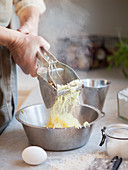 Ricing potato