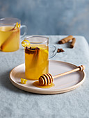 Hot Toddy Drink