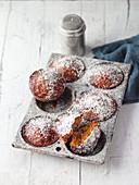Kruckkooche – silver beet muffins