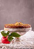 Tarte Tatin (karamellisierte Apfeltarte, Frankreich)