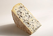 Bleu de Jura, blue cheese made from cow's milk, France
