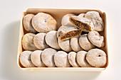 Flour figs from Turkey