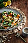 Roast Winter Vegetable Salad