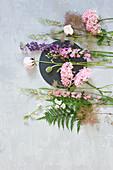 Blüten-Tableau