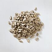 Peeled sunflower seeds