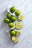 Verdello green lemons (Italy)
