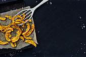 Provencal pumpkin chips