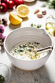 Greek Yogurt Salad Dressing