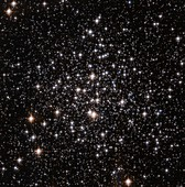 Messier 71 globular star cluster,Hubble image