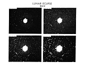 Apollo 15 lunar eclipse,August 1971