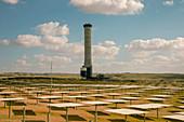 Ashalim solar power station,Israel