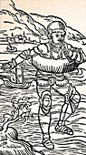 Sixteenth-Century Lifebelt, 1555