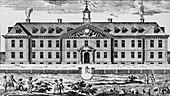 Morden College, Blackheath, 1751, (1912)