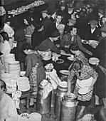 Clydeside Feeds Its Homeless, 1941