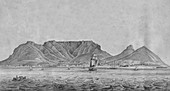 Cape Town Cape of Good Hope, c1830