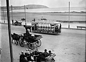 At the RAC TT race, Isle of Man, 10 June 1914
