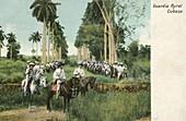 Guardia Rural Cabana, c1910
