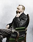 Alfred Berhard Nobel, c1880s