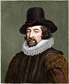 Francis Bacon, English philosopher, scientist and statesman