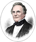 Charles Babbage, English mathematician