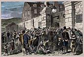 The Irish Famine, 1845-1849, (1900)