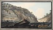 Mount Vesuvius, 1776