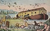 Noah's Ark, 1865