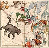 North Pole, 1674