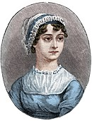 Jane Austen (1775-1817), English novelist