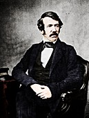 David Livingstone, Scottish missionary and explorer