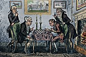 A Game of Chess, 1948