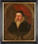 John Dee, c1594