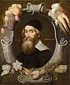 John Tradescant the Elder, 17th century