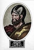 Hannibal, the Carthaginian General, c1823, (1912)