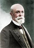 (Antoine) Henri Becquerel (1852-1908), French physicist