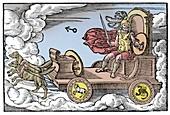 Mars, Roman god of war, 1569