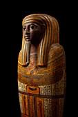 Djeddjehutefankh coffin, Third Intermediate Period (Egypt)