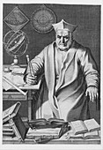 Cardinal Christopher Clavius , 1606