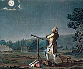 Bernard le Bovier de Fontenelle, 1791