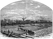 Yarmouth, Isle of Wight, late 19th century