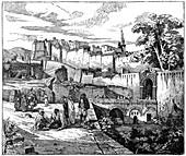 Algiers in 1832
