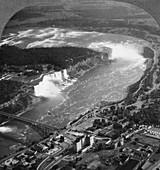 Niagara Falls, USA, c1900s