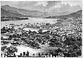 Nagasaki, Japan, 1895