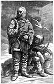 Julius Payer, Austro-Hungarian arctic explorer