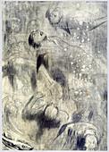 The Sea Mine, 1916