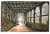 Corridor of a conservatory, 1808