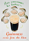 Guinness advert, 1936