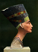 Queen Nefertiti, c1370 BC