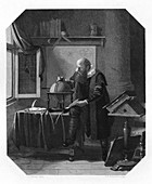 Petrus Plancius, Dutch astronomer and cartographer